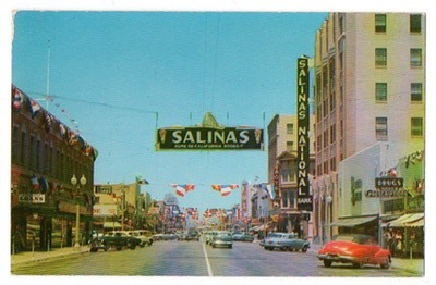 Salinas 1940s Kytherian Society of California KSOCA